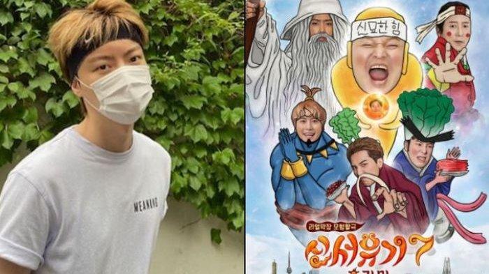 Ahn Jae Hyun Tolak Membintangi New Journey To The West, Masih Ingin Hindari Sorotan Publik!