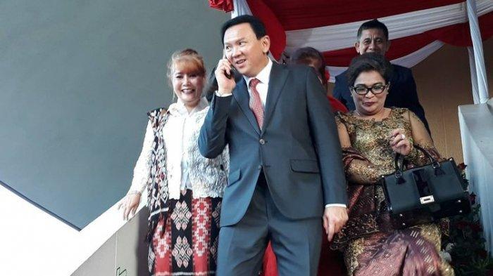 Tak Diundang DPR RI tapi Ahok Hadir di Pelantikan Jokowi-Maruf, Ternyata Ada Undangan Khusus