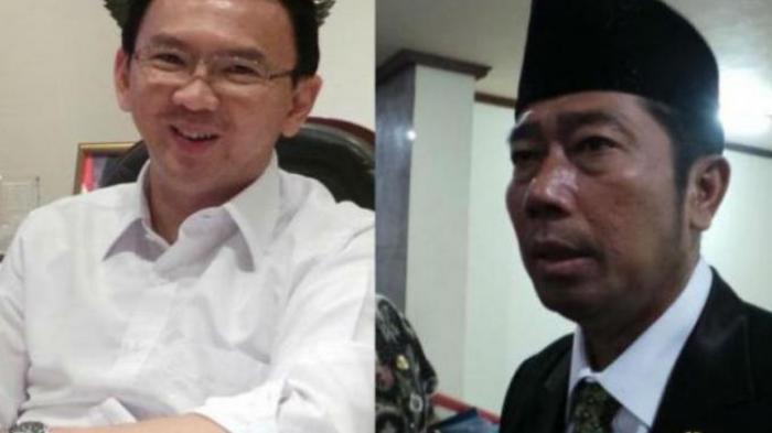 Ungkit Kasus UPS, Haji Lulung Ledek Ahok saat Kampanye Agus Yudhoyono