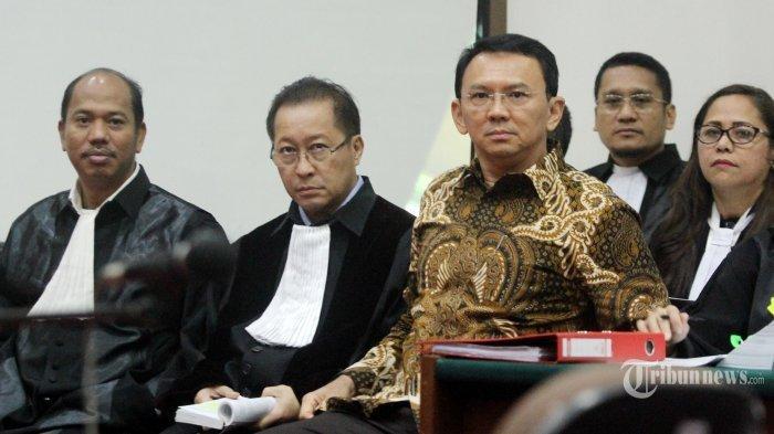 Hakim Persidangan Peringatkan Ini pada Kuasa Hukum Ahok