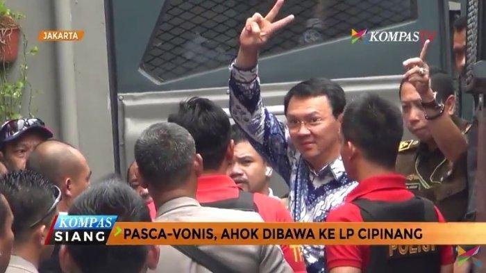 Mengerikan! Kalapas Blak-blakan Kenapa Ahok Dipindahkan dari Cipinang ke Mako Brimob