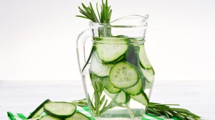 Air Mentimun Diuretik Alami yang Sangat Cocok untuk Diet Apapun, Boleh Dicoba!