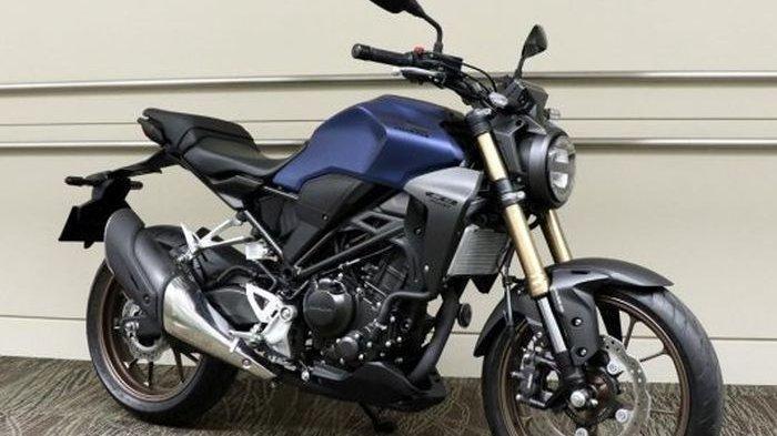 Honda CB250R Facelift Akhirnya Nongol Sebagai Pesaing Yamaha MT-25