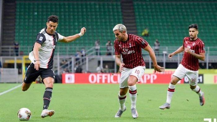 Dini Hari Nanti AC Milan Bentrok Juventus, Laga Penting Tapi Bukan Duel Penentuan Gelar