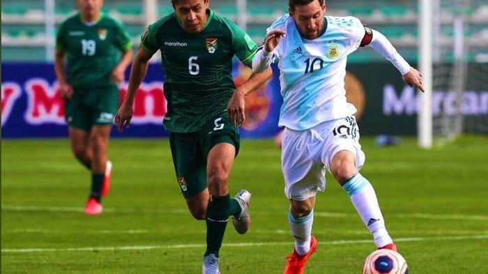 Sisi Liar Lionel Messi, Si Anak Kalem Bisa Tiba-tiba Berubah, Ejek Orang Botak Hingga Ludahi Lawan
