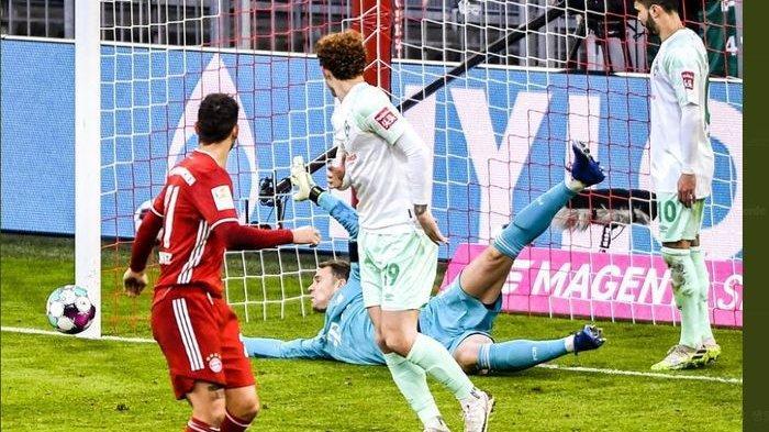 VIDEO Manuel Neuer Masih Sakti, Lakukan Penyelamatan Beruntun Pakai Tangan dan Kaki
