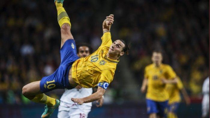 Belum Tergantikan di Timnas Swedia, Zlatan Ibrahimovic Didesak Comeback dari Pensiun