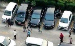 11 WNA Nigeria Keroyok Polisi di Apartemen Green Park View Cengkareng Jakarta Barat
