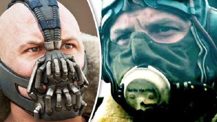 Dalam Film, Aktor Ini Tutupi Wajahnya Pakai Topeng, Ini Alasannya