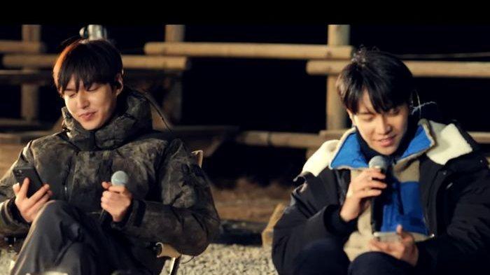 Duet Spesial Aktor Korea Lee Min Ho dan Lee Seung Gi Nyanyikan 'Aloha'