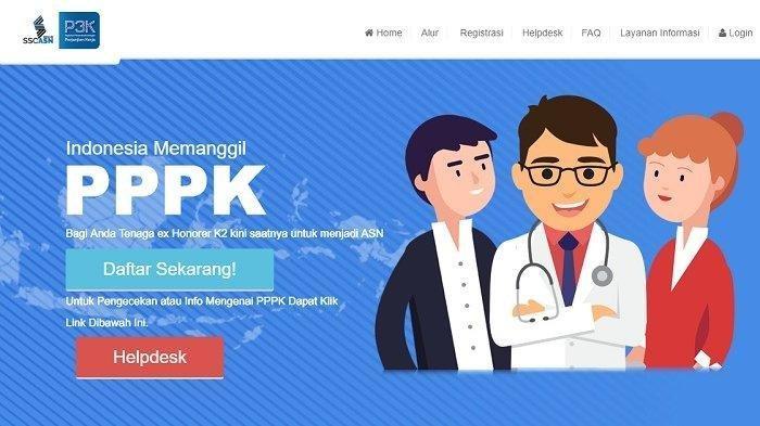 Info Rekrutmen P3K - PelamarBisa Download Juknis PPPK/P3K di Sini, Ada 305 Pemda yang Buat Usulan