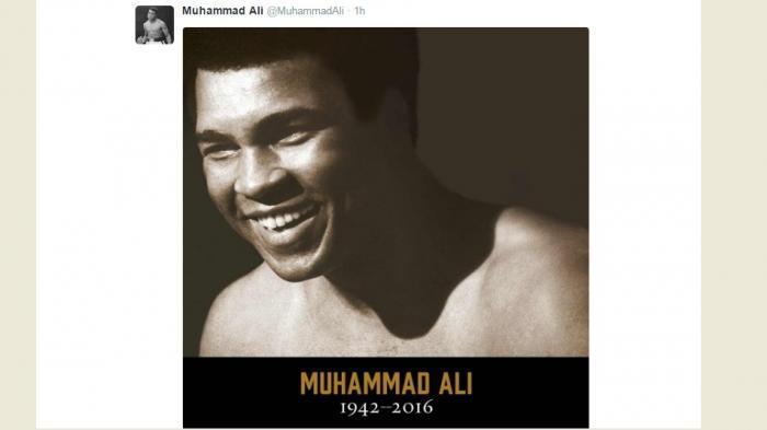 Sebelum Meninggal Dunia, Muhammad Ali Ucapakan Selamat Ulang Tahun pada Dua Orang Ini
