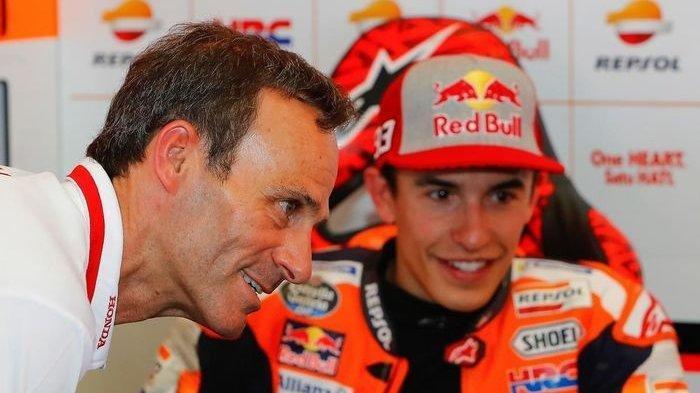 Rekor Gemilang Marc Marquez di MotoGP German Terancam Terhenti Akibat Cedera