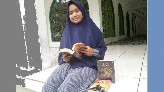 Alda Navira Termotivasi Laskar Pelangi, Bersemangat Meraih Mimpi Pergi ke Luar Negeri