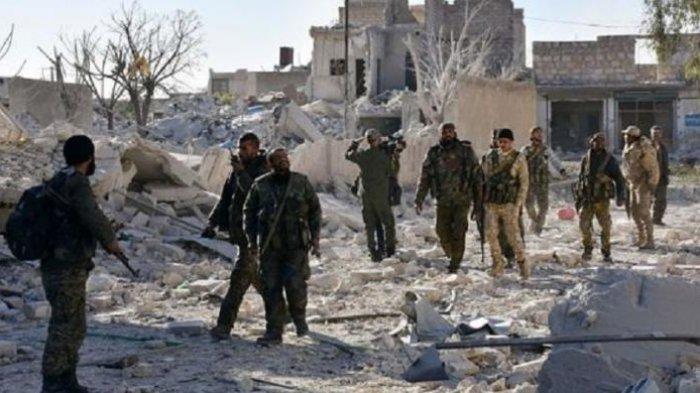 Mencekamnya Aleppo, Kota Ini Terancam Hilang dari Muka Bumi