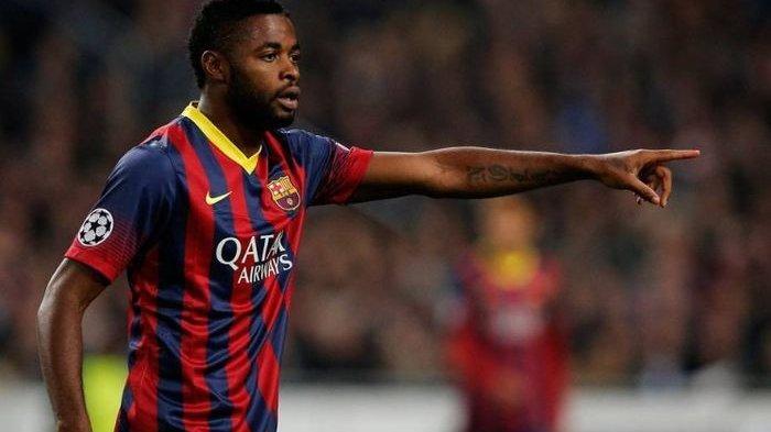 Alex Song Ungkap Jadi Pemain Barcelona Hanya Ingin Kaya Raya, Begini Nasibnya Saat Ini