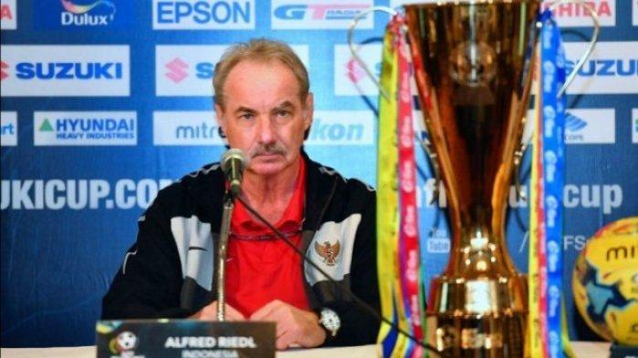 Ini Kata Alfred Riedl Usai Skuat Garuda Dikalahkan Thailand di Leg Kedua Final Piala AFF