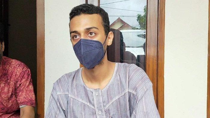 Alhasan Ali Jaber, anak sulung Syekh Ali Jaber di Mataram ceritakan pesan sang ulama sebelum wafat