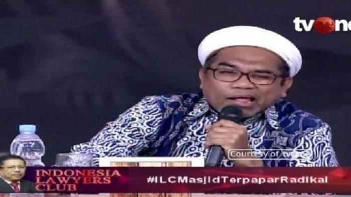 Ngabalin Berani Sebut Muhammadiyah, NU-MUI Tidak Tabayyun, Karni Ilyas Gebrak Meja: Acara Memalukan