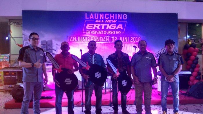 Suzuki All New Ertiga Kini Hadir di Belitung, Ini Spesifikasinya
