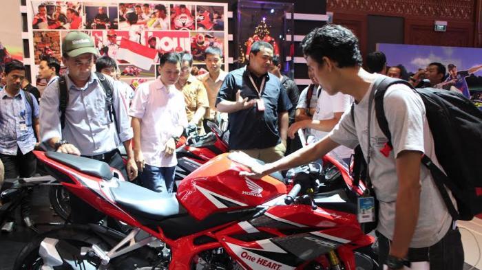 Harga All New Honda CBR250RR Diumumkan di IMOS, Ini Dia Harganya