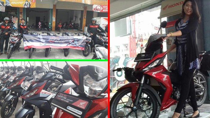 Tour Belitung Perkenalkan All New Honda Grand Touring, Ini Keunggulan Motornya