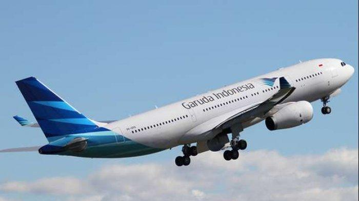 Garuda Indonesia Batalkan Penerbangan ke Jeddah Mulai Hari Ini