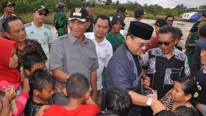 Pemkab Belitung Timur  Berkomitmen Perbaiki Jalan Menuju Calon Fakultas Pariwisata UBB