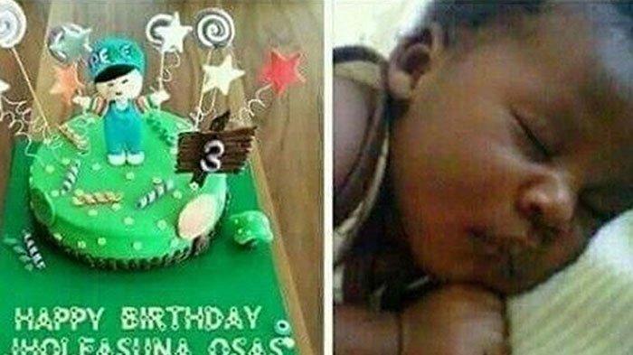 Ingat Uvuvwevwevwe Onyetenyevwe Ugwemubwem Osas? Ternyata Nama Anaknya Juga Nggak Kalah Ribet!