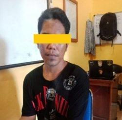 Alibi Terlilit Utang, Pelaku Pencurian Diamankan Satreskrim Polres Belitung