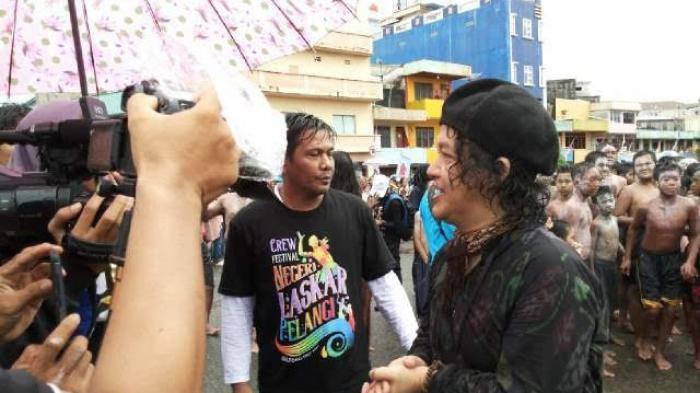 Fetival Laskar Pelangi Dongkrak Pariwisata, Andre Hirata: Bisa Seperti Jember Fashion Festival