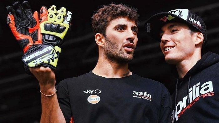 FIM Skors Andrea Iannone di Balapan MotoGP Karena Kasus Doping, Aprilia Harap-harap Cemas