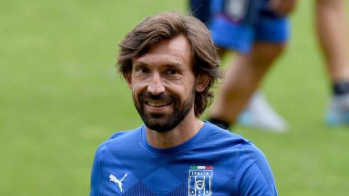 Pirlo Jadi Asisten Pelatih di Chelsea, Ini Komentar Conte