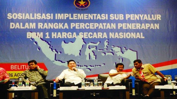 Eko Wijaya Perjuangkan Penambahan Kuota BBM Untuk Masyarakat Bangka Belitung