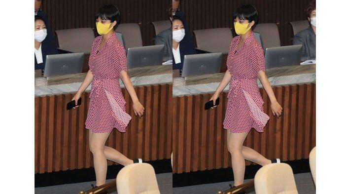 Ryu Ho Jeong, Anggota Parlemen Muda yang Dikecam karena Pakai Gaun Merah Pendek saat Rapat