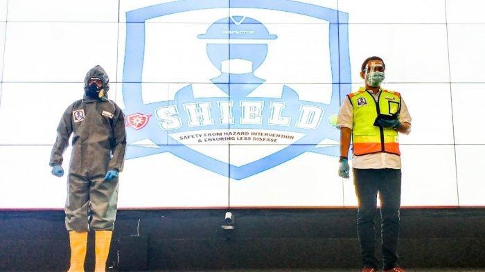 PT Angkasa Pura II Terapkan Program Shield Pada 19 Bandara di Indonesia