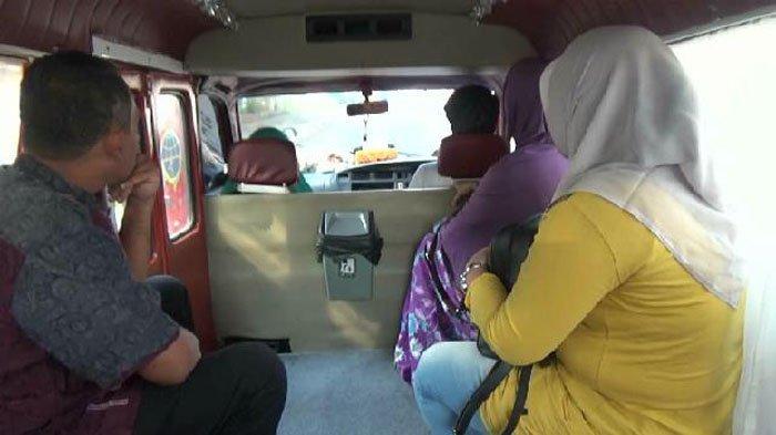 Mobil Angkot Wajib Pakai AC Mulai Februari Tahun Depan