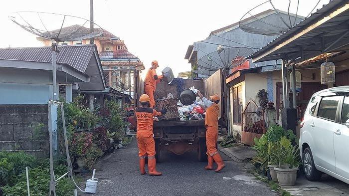 Petugas Kebersihan Waswas Sampah Masker, Berisiko Tertular Covid-19, Ini Langkah Dinas Terkait