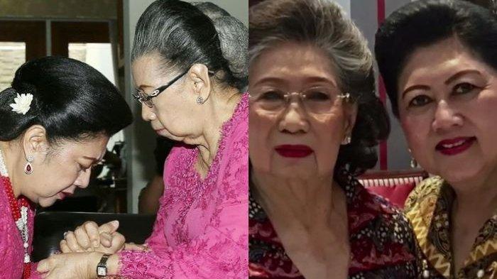 Ibunda Ani Yudhoyono Baru 1 Bulan Ultah Ke-89 Kini Terima Kabar Kepergian Putri Tercinta