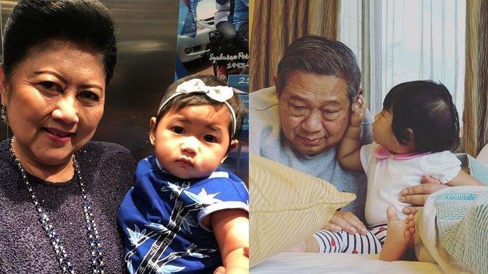 Aliya Rajasa Beberkan Pesan Mendiang Ani Yudhoyono, Lalu Janji Akan Selalu Jaga SBY