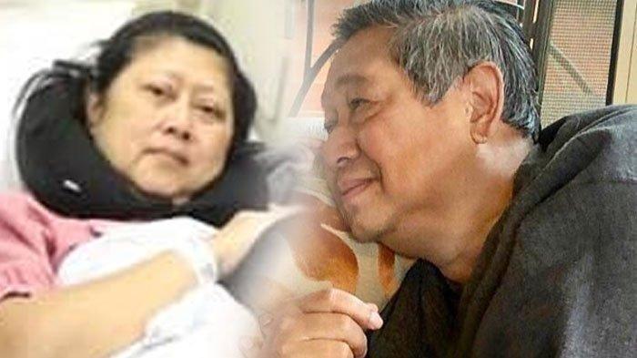 Permintaan Terakhir SBY Sebelum Jenazah Ani Yudhoyono Dimakamkan Bikin Banyak Orang Sedih