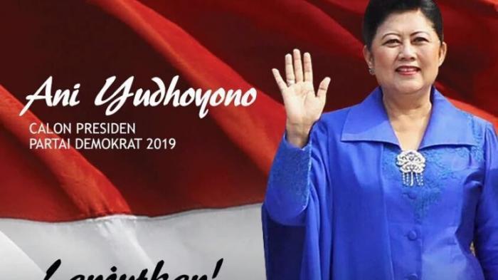 Ani Yudhoyono Punya Hak Maju dalam Pilpres 