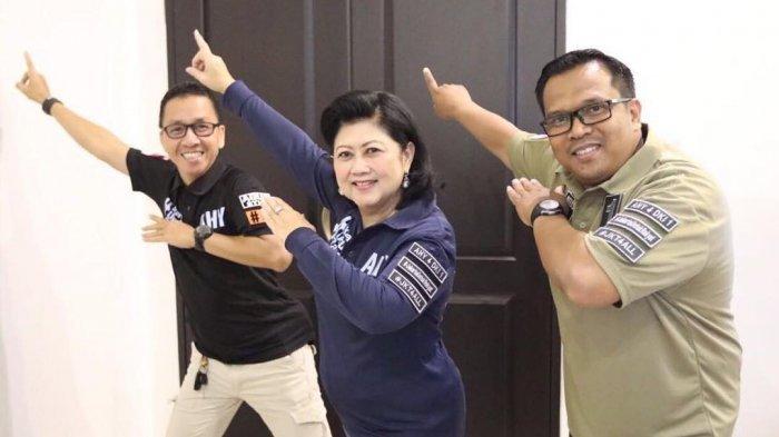 Anaknya Kalah, Ani Yudhoyono: Biarpun Kalah, Saya Tetap Bangga