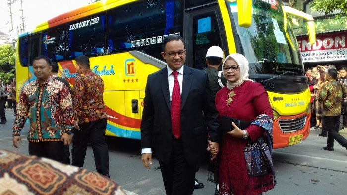 SBY Hingga Anies Baswedan Terlihat Hadiri Akad Nikah Kahiyang-Bobby