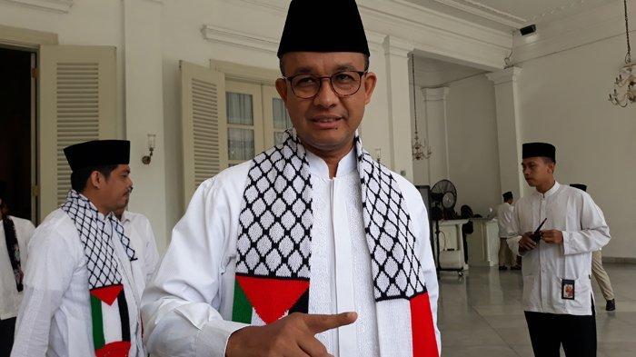 Disoraki Saat Akan Bersilaturahmi dengan Presiden Jokowi di Istana Bogor, Ini Reaksi Anies Baswedan