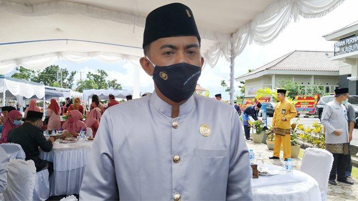 Ketua DPRD Belitung : Saya Hanya Bisa Beri Saran kepada Anggota untuk Swab