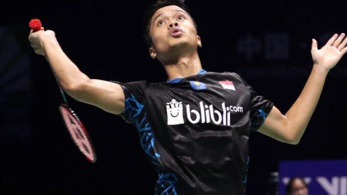Jadi Juara China Open 2018, Ini 5 Fakta dari Keberhasilan Anthony Ginting