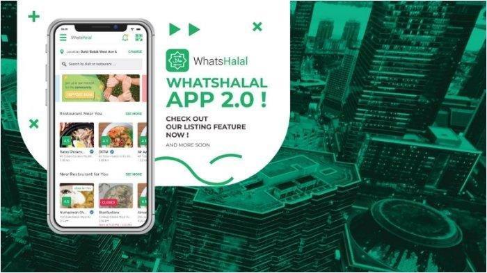 Pastikan Makanan Halal di Luar Negeri Pakai Aplikasi WhatsHalal
