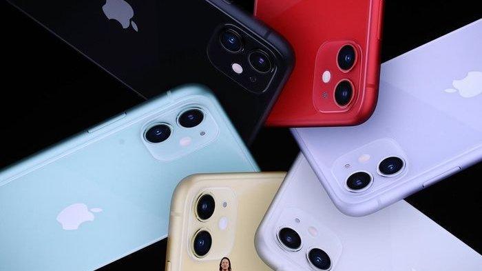 iPhone 12 Series Diluncrukan Hari Ini, Harga iPhone 11 di Indonesia Mulai Turun, Ini Daftarnya