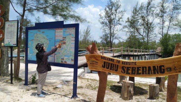 Pantai Gusong Bugis Ditutup Cegah Penyebaran Virus Corona, 40 Anggota HKm Dirumahkan